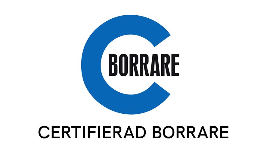 Certifierad Borrare Gotland